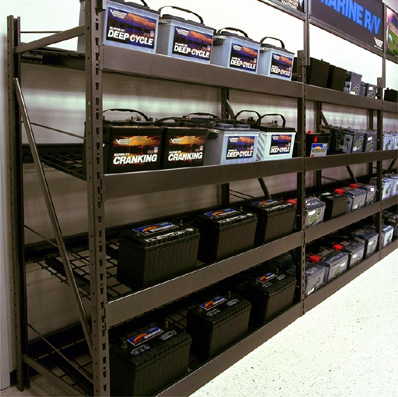Interstate Battery Car Show